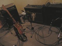 ギター&ベース録音