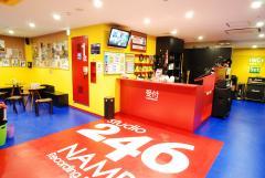 Studio246 namba ロビー
