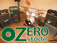 リハーサル/レコーディングスタジオ ゼロスタジオ